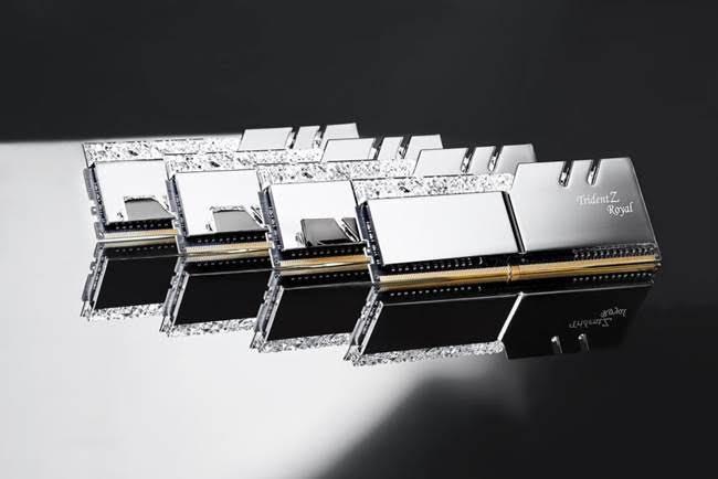 G.Skill Trident Z Royal Series DDR4